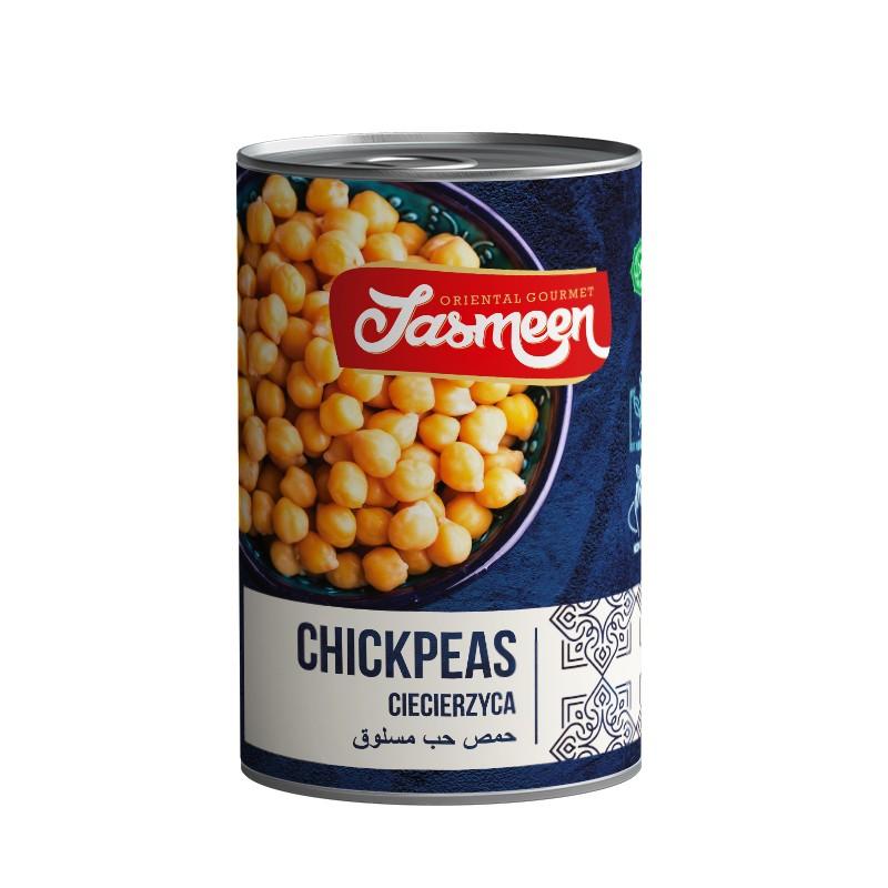 Jasmeen-Chickpeas