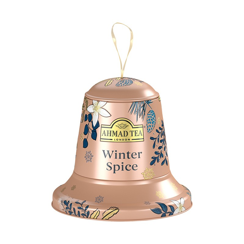 Ahmad-Tea-London-Winter-Spice-Bell-Caddy-2238-Front(1)